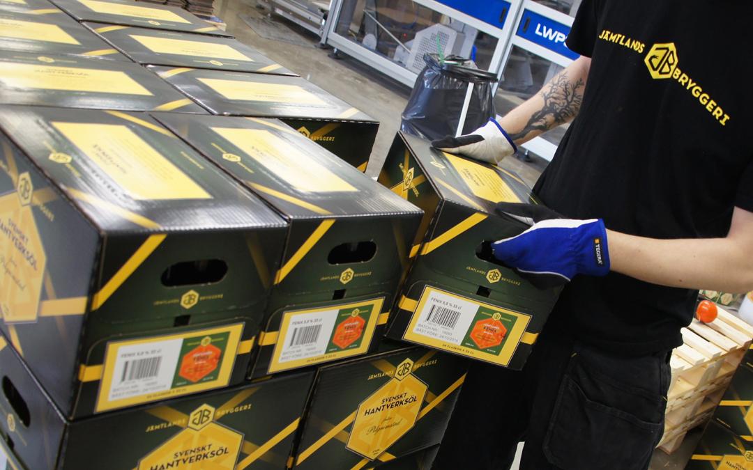 Nu lanserar vi 33 cl på samtliga öl