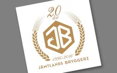 Jämtlands Bryggeri har fyllt 20 år!