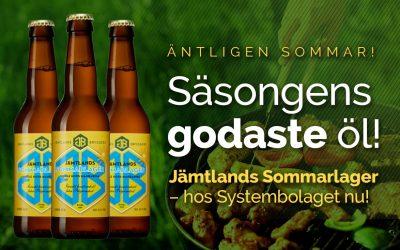 Säsongspremiär för Jämtlands Sommarlager 1 juni