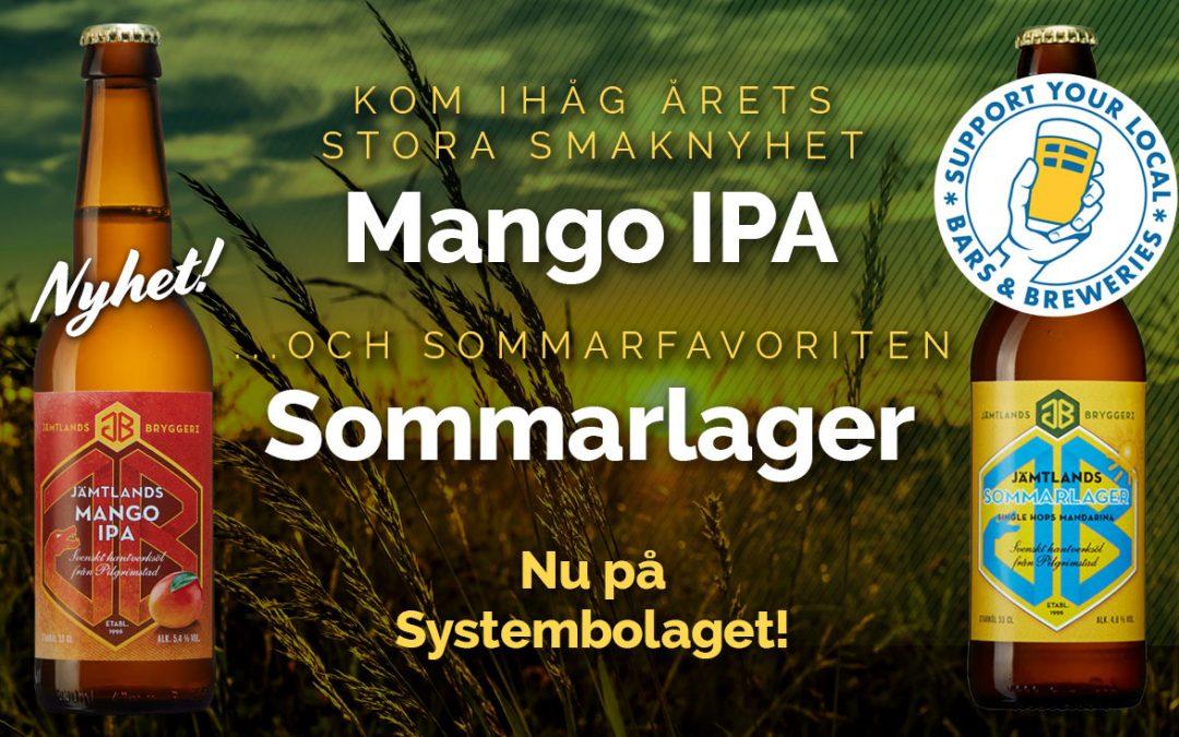 Glad sommar från Jämtlands Bryggeri!